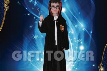 B-0071  Mystery Magician Boy