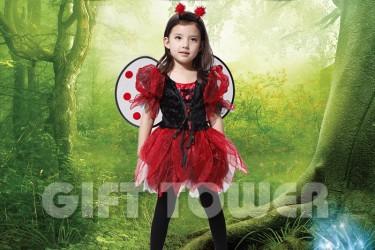 G-01112  Lovely Ladybug Fairy