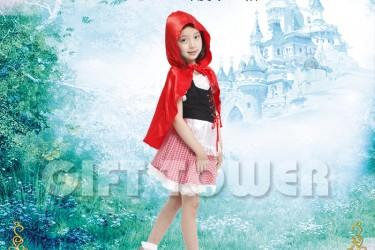 G-0180A  Red Hood Girl