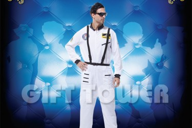 M-0051A  Astronaut – White