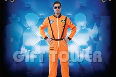 M-0051B  Astronaut – Orange
