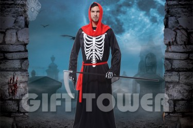 M-0072  Skeleton Costume