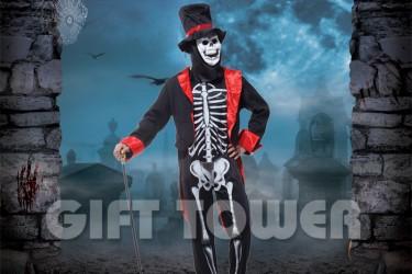 M-0073  Skeleton Suit