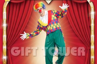 M-0088  Amusing Clown