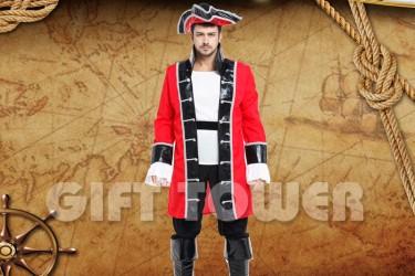M-0093  Pirate Captain