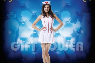 W-0014  Sexy Nurse