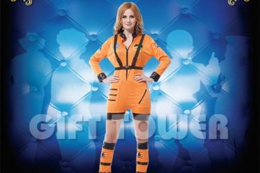 W-0076  Sexy Astronaut – Orange