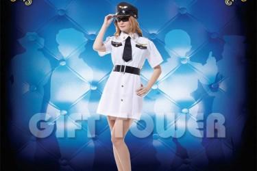 W-0078  Pretty Pilot