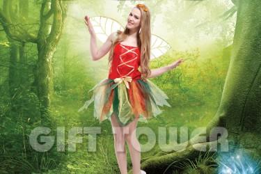 W-0119  Pretty Ballerina Fairy