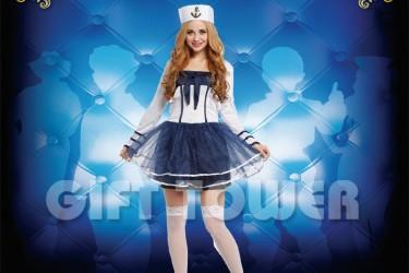 W-0183  Pretty Ms. Sailor