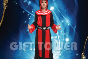 B-0138     Hooded Robe Sorcerer
