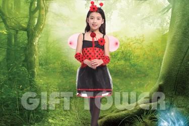 G-0183  Ladybug Fairy