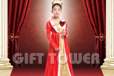 G-0224     Red Heart Princess