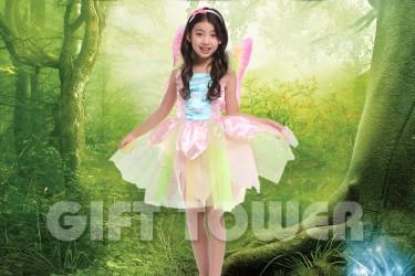 G-0225  Rainbow Garden Fairy