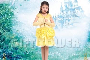 G-0226  Pretty Princess Bella