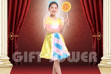 G-0227  Lollipop Princess