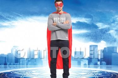 H-0073B  Super Hero