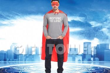 H-0073H  Lightening Hero