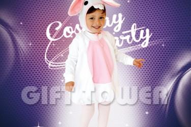S-0016  Lovely Little Bunny