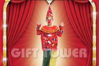 B-0129  Snazzy Clown