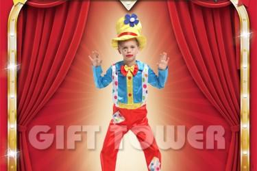 B-0145  Radiant Clown