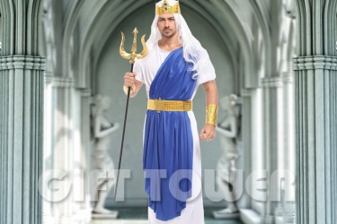 M-0109  Poseidon – God Of Sea