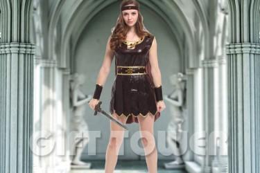 W-0213  Pretty Roman Warrior