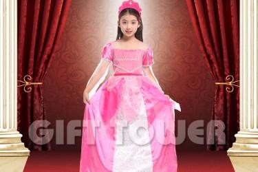 G-0211A  Princess Sophia – Pink