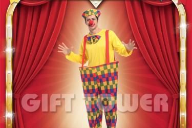 M-0107  Clown