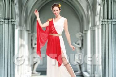 W-0200   Roman Noble Lady