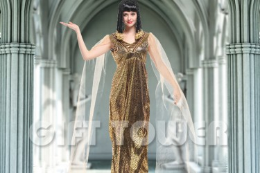 W-0188   Golden Cleopatra