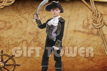 B-0154     Pirate Captain