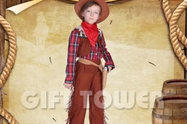 B-0177  Little Cowboy