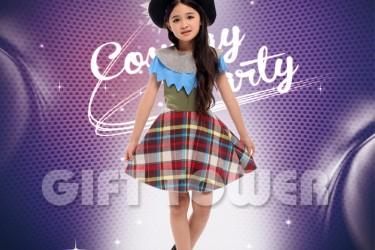 G-0264  Scarecrow Girl