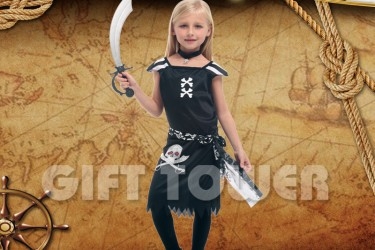 G-0265     Pirate Girl