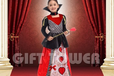 G-0271     Delux Princess of Red Heart
