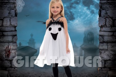 G-0279     Cute White Ghost Girl