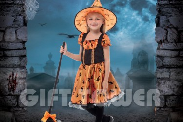 G-0284     Lace Witch Girl