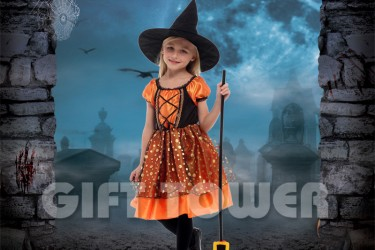 G-0287  Witch Girl