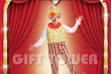 M-0133  Clown