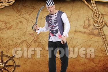 M-142  Skeleton Pirate