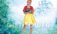 W-0245  Sexy Snow White