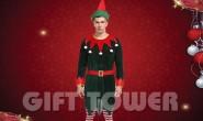 M-0135  X'mas Elf