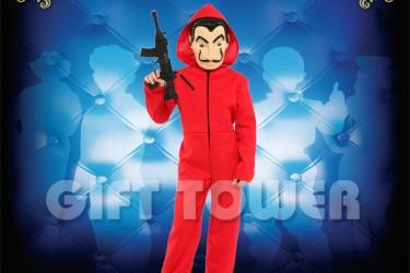 B-0214 Bank Robber Boy