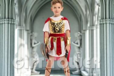 B-0227  Gladiator Boy