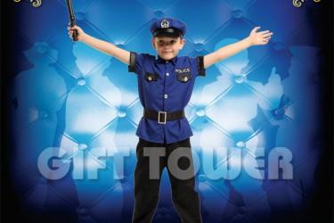 B-0238  Police Boy