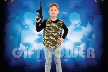 B-0240  Camouflage Vest