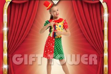 G-0359  Clown Girl