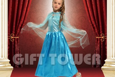 G-0361  Blue Princess