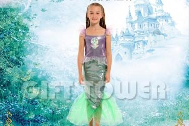 G-0379  Mermaid Girl